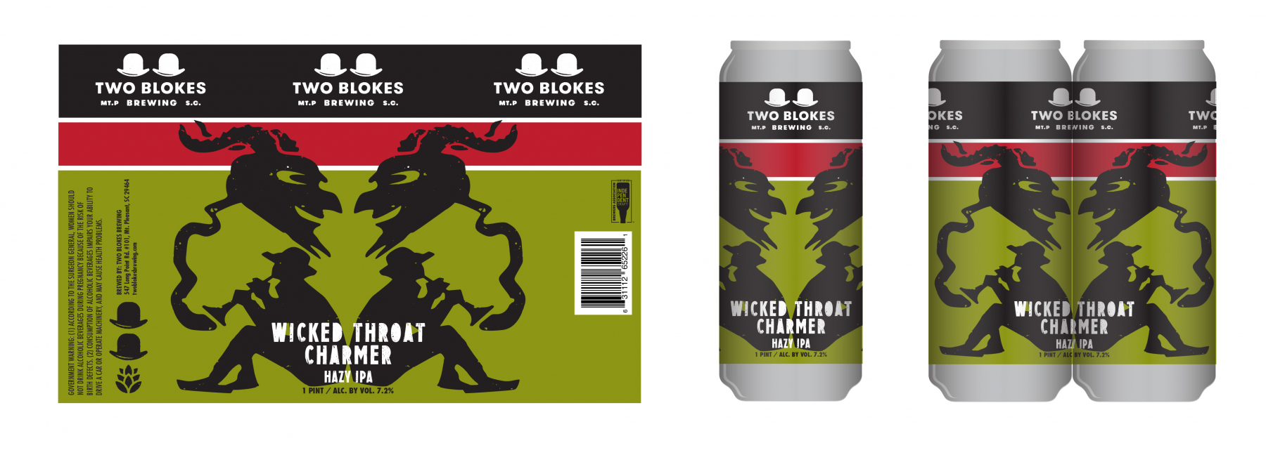 Two Blokes Brewing Co.