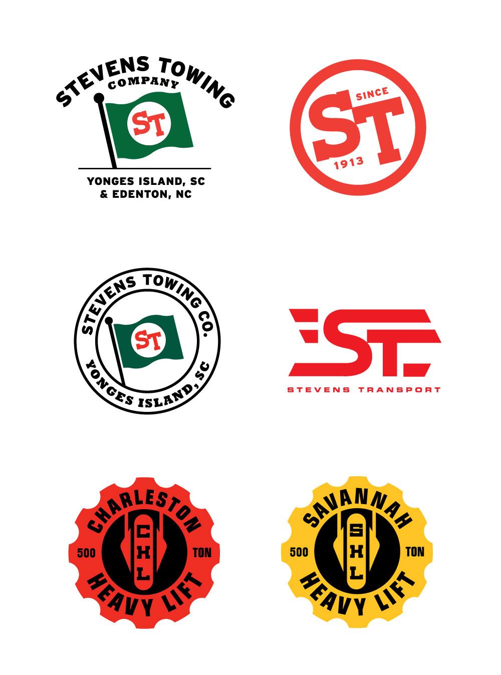 ST-logos