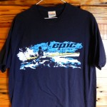 Epic Kayak Tshirt 2008