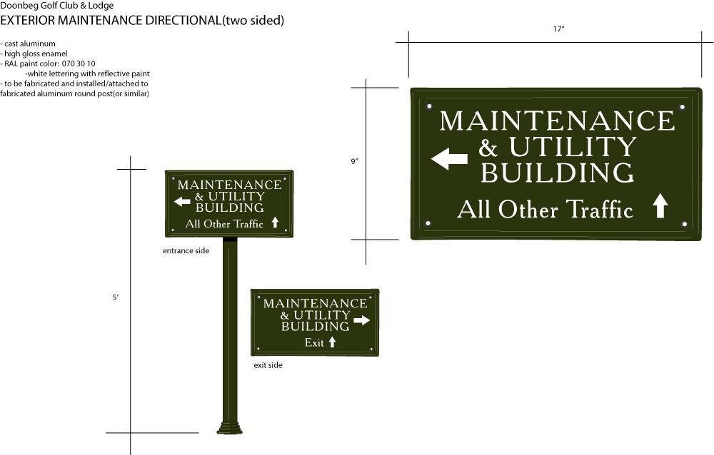 maintenance-directional