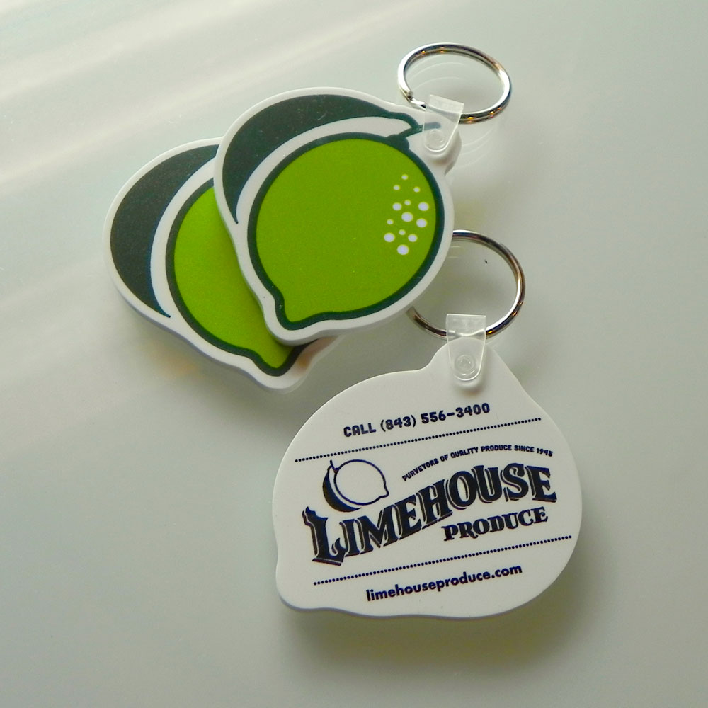 limehosue-produce-key-ring