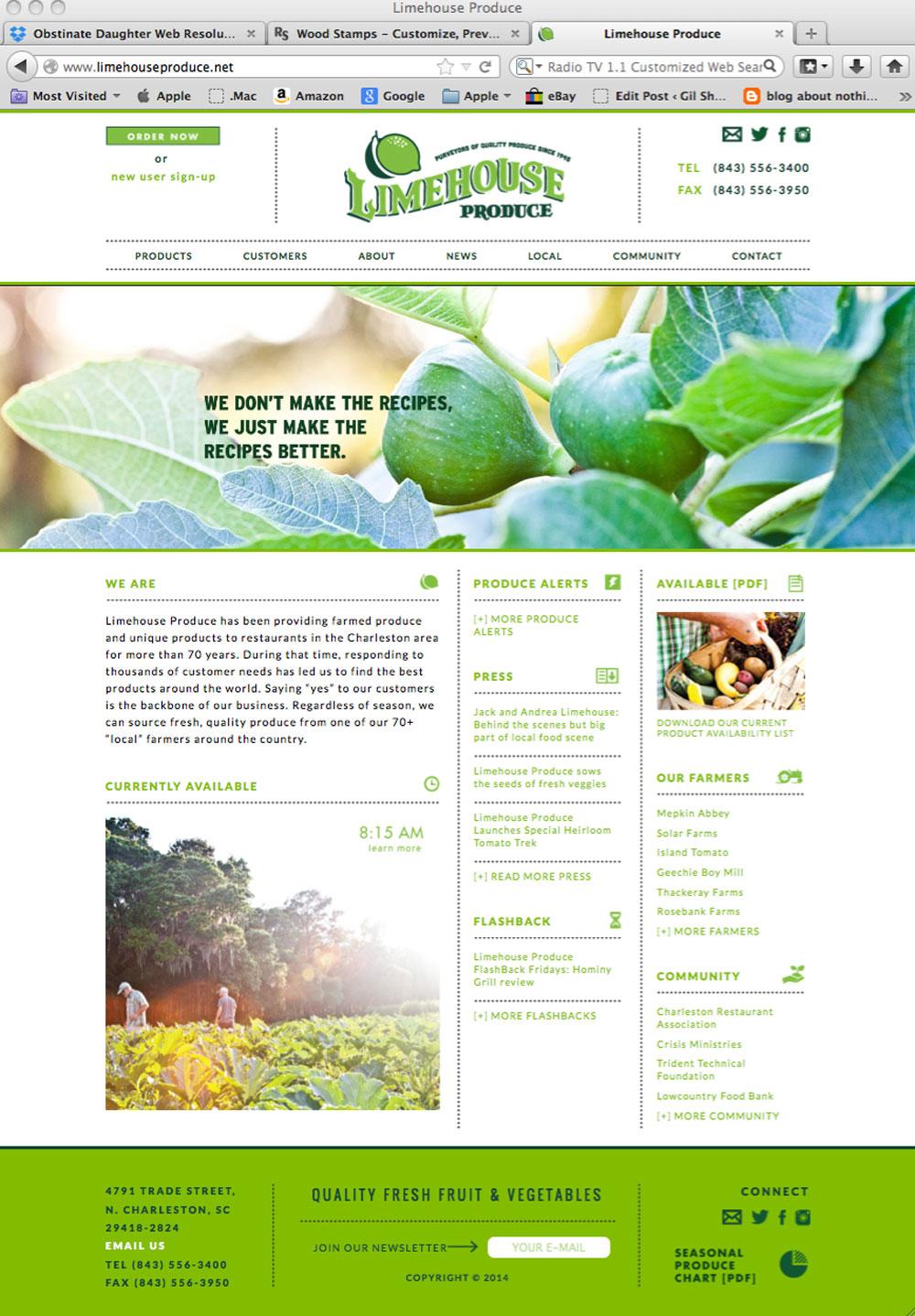 limehouse-webpage