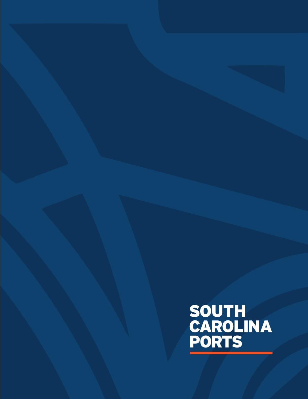 South Carolina Ports Authority New Identity Gil Shuler
