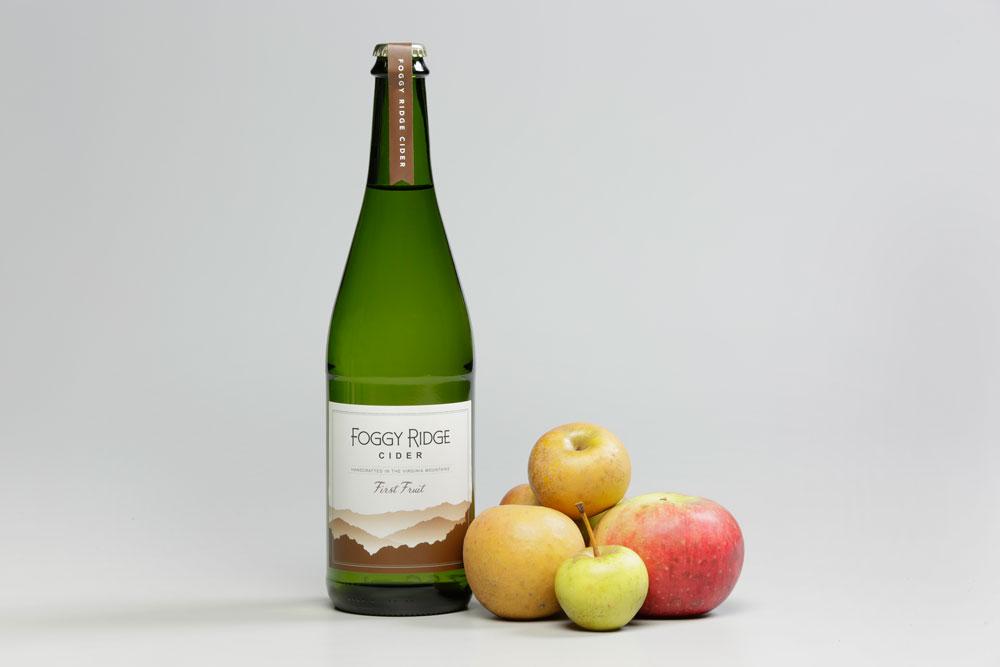 Foggy ridge cider gil shuler graphic design for Cider ridge